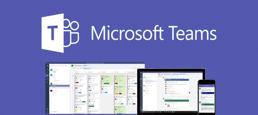 Trabalhe de qualquer lugar com Microsoft Teams