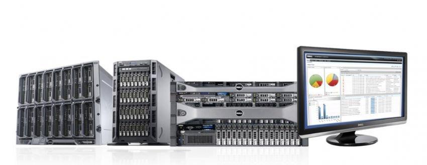 Supere desafios complexos com servidores Dell PowerEdge
